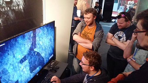 Thank You for visiting us at EGX Rezzed London!